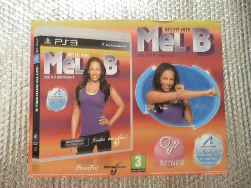 ps3 get fit with mel b ps3