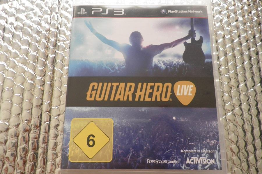 ps3 guitar hero live ps3