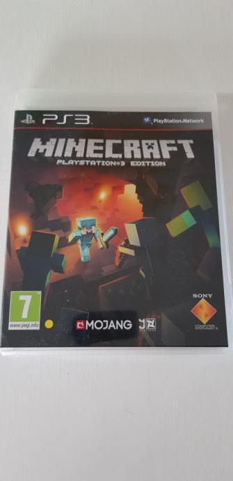 PS3 igra MINECRAFT PS3 EDITION