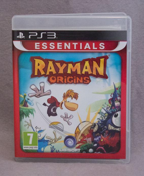 PS3 igra Rayman Origins - Essentials Edition