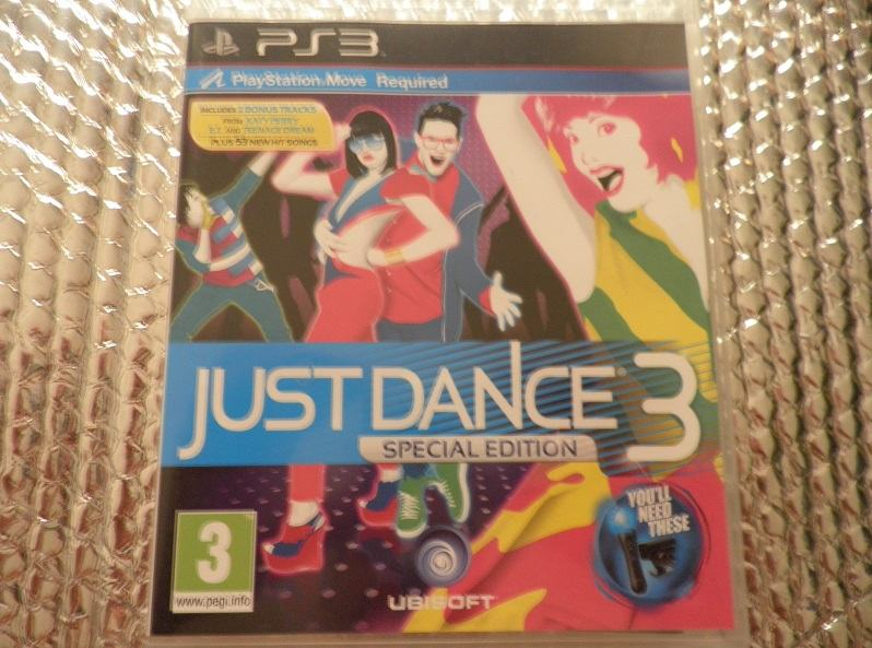 ps3 just dance 3 ps3