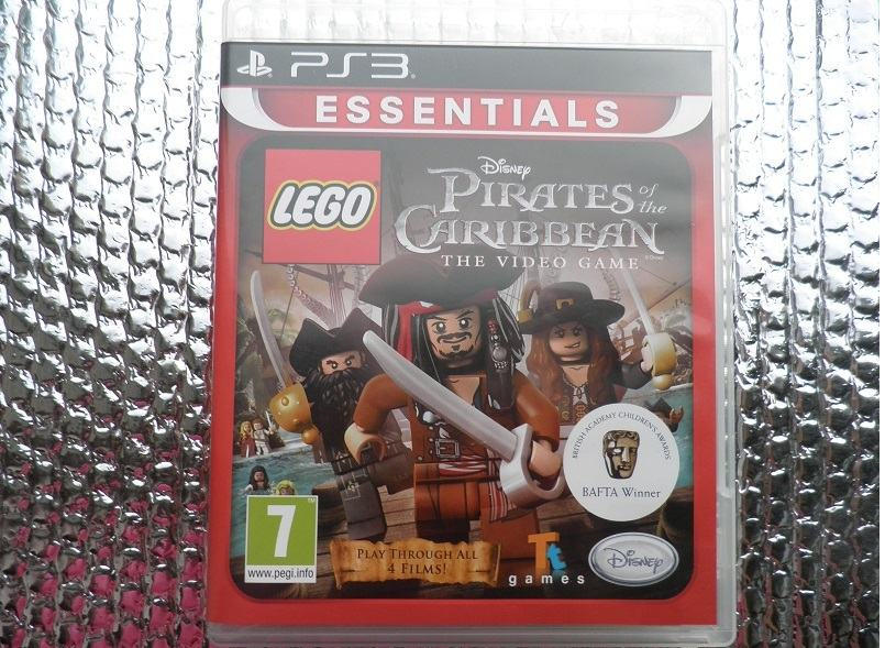 ps3 lego pirates of the caribbean ps3