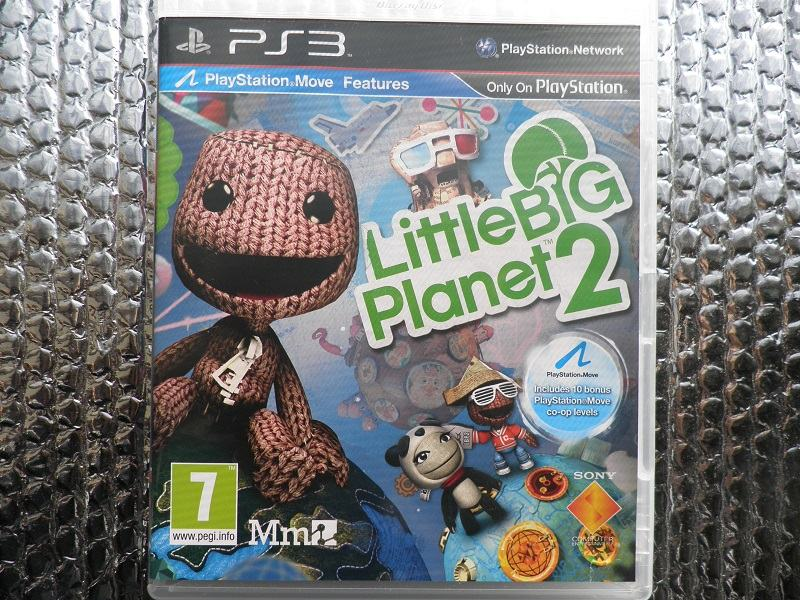 ps3 little big planet 2 ps3