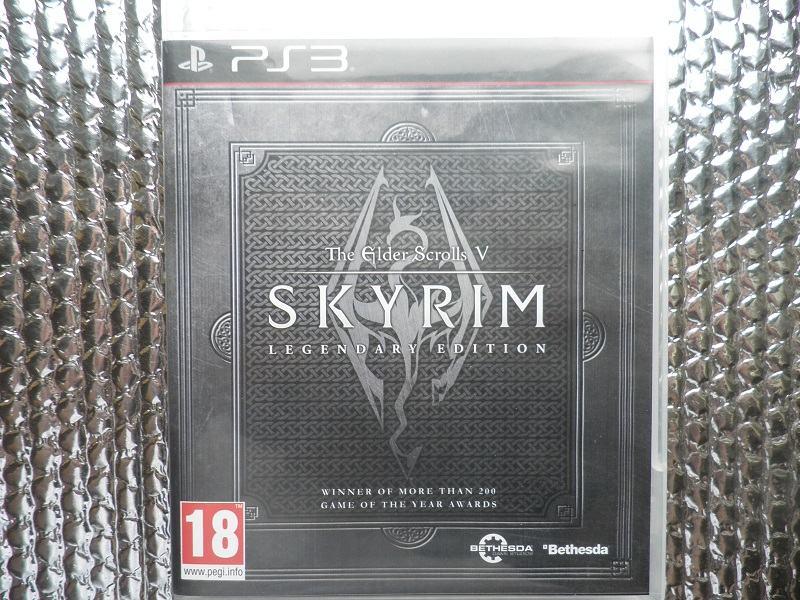 ps3 skyrim legendary edition ps3