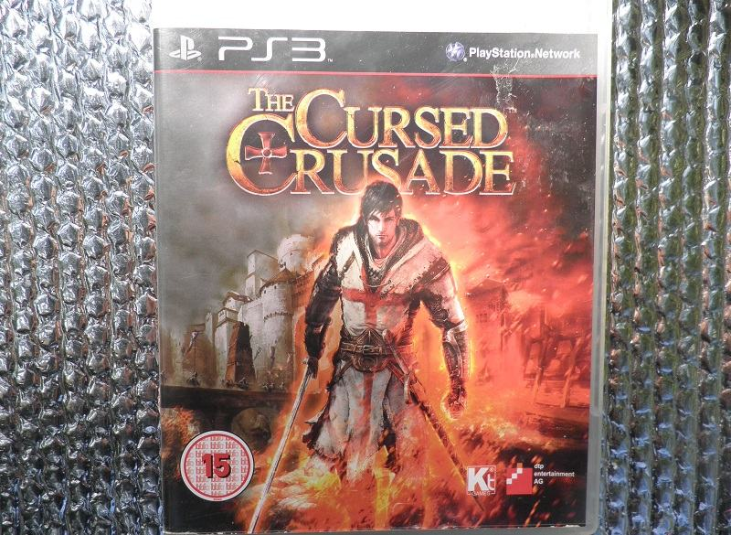 ps3 the cursed crusade ps3