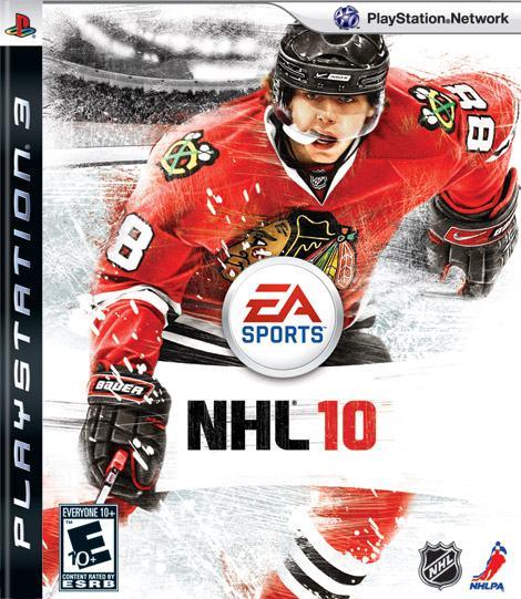 NHL 10 (PlayStation 3 - korišteno)