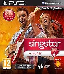 SING STAR GUITAR PS3