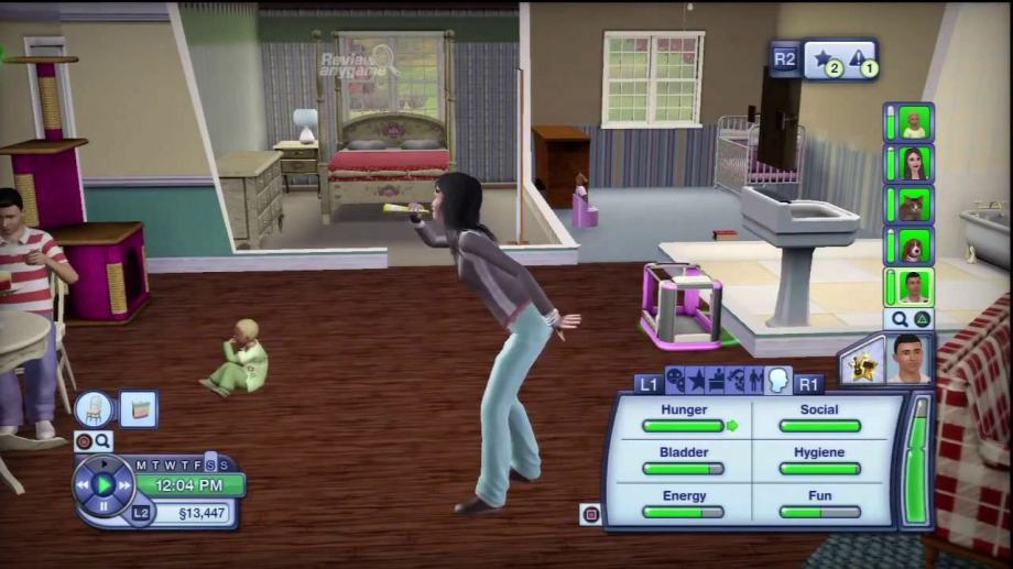 Do homework sims 3 ps3