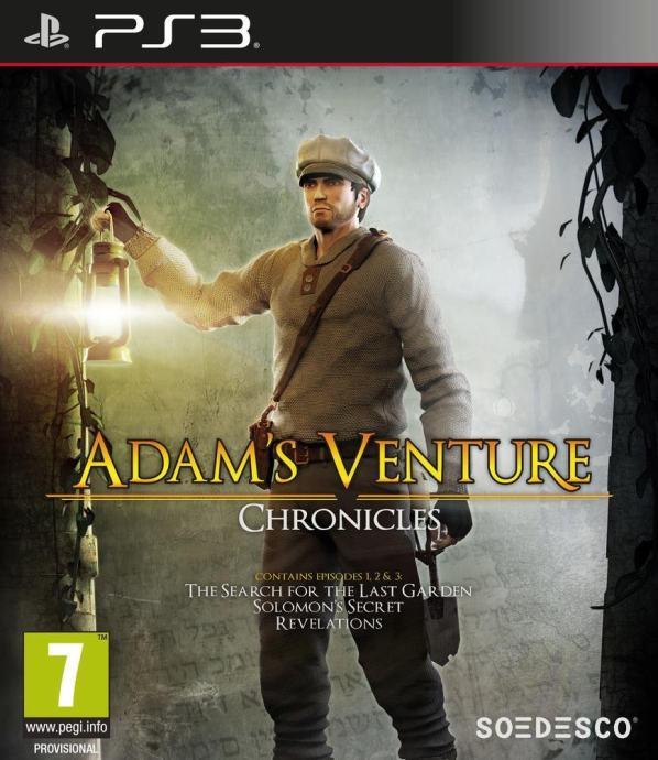 Adam's Venture Chronicles - PS3