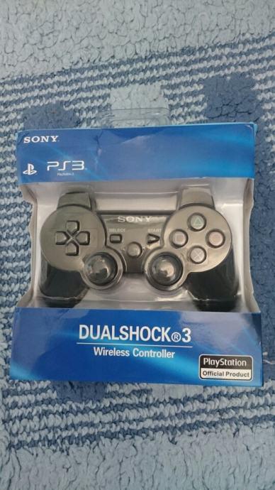 Sony ps3 joystick dualshock wireless