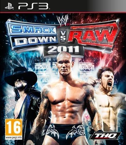 WWE Smackdown vs Raw 2011 - PS3