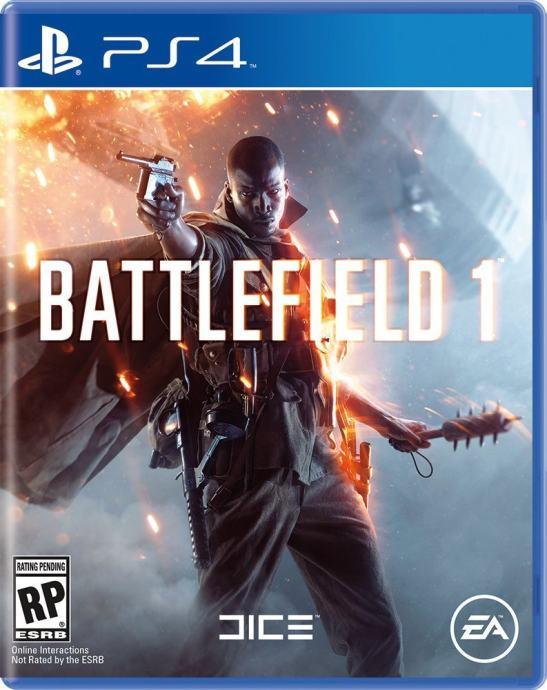 Battlefield 1,PS4 igra,račun,novo u trgovini,račun,AKCIJA !  169 kn