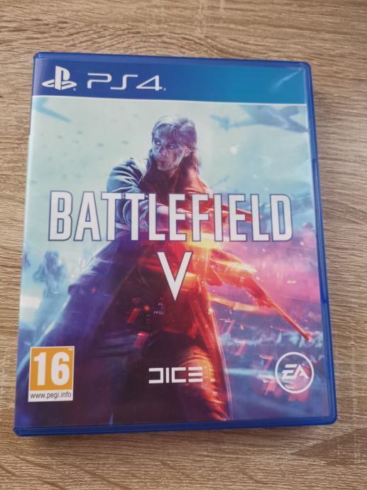 Battlefield V PS4 igra | Original | Novo | Račun