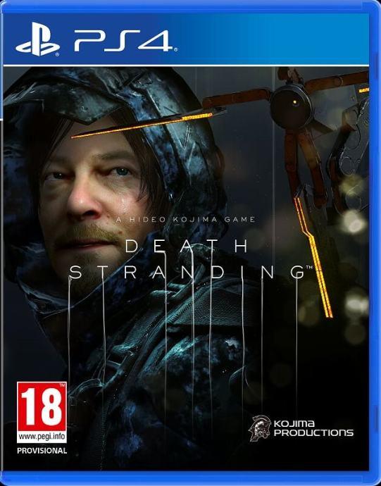 Death Stranding Standard Edition PS4 igra,novo u trgovini,račun AKCIJA