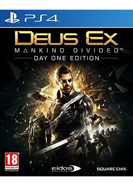 DEUS EX - DAY ONE EDITION PS4