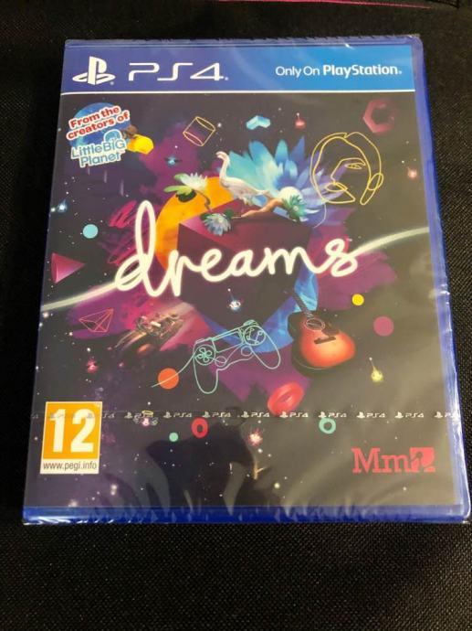 Dreams PS4 Igra