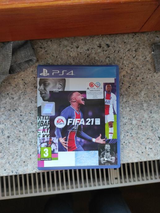 Fifa21 PS4