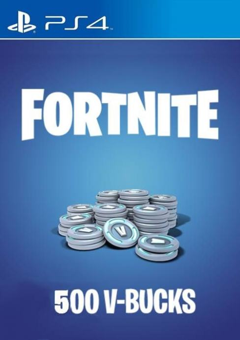 Fortnite 500 V-bucks