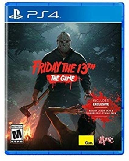 Friday the 13th game ps4