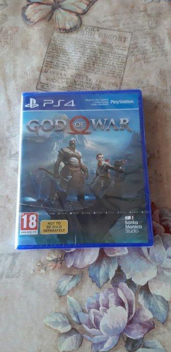 God of war. Novo! Zapakirano!