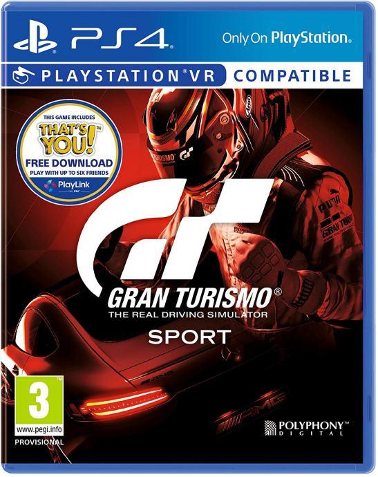 Gran Turismo Sport 7 - PS4