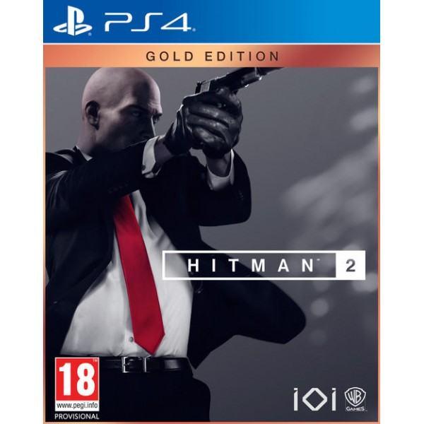 Hitman 2 Gold Edition PS4 igra,novo u trgovini,račun