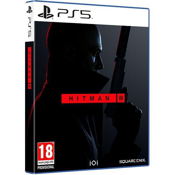 PS5 igra Hitman 3 Standard Edition Novo   Original   Račun
