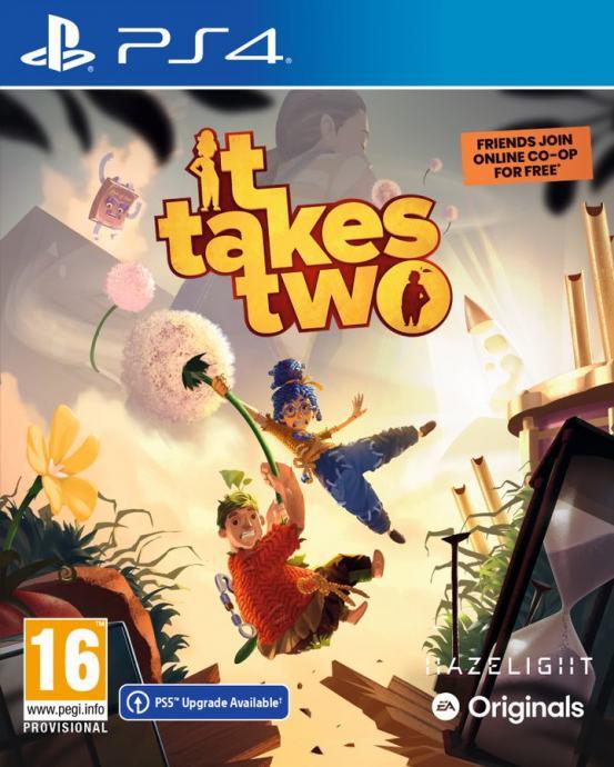 It Takes Two PS4 igra,novo u trgovini,račun