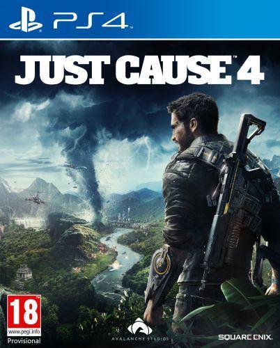 Just Cause 4 (Playstation 4 - korišteno)
