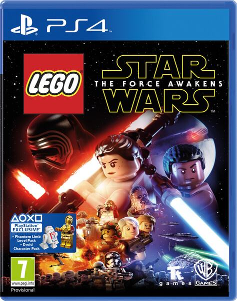 Lego Star Wars: Force Awakens - PS4