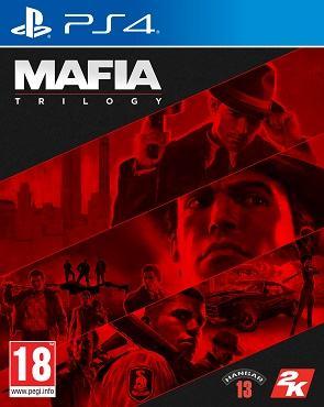 Mafia Trilogy (Playstation 4 - novo)