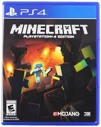 Minecraft Ps4 (Playstation 4) (Multiplayer)
