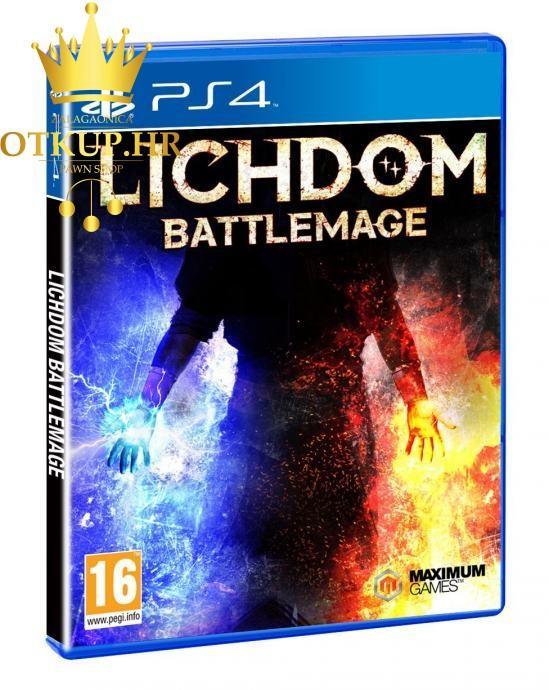 PS4 IGRA LICHDOM BATTLEMAGE, NOVO / R1, RATE !!