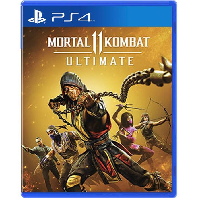 PS4 igra Mortal Kombat 11 Ultimate I NOVO I Original I Račun