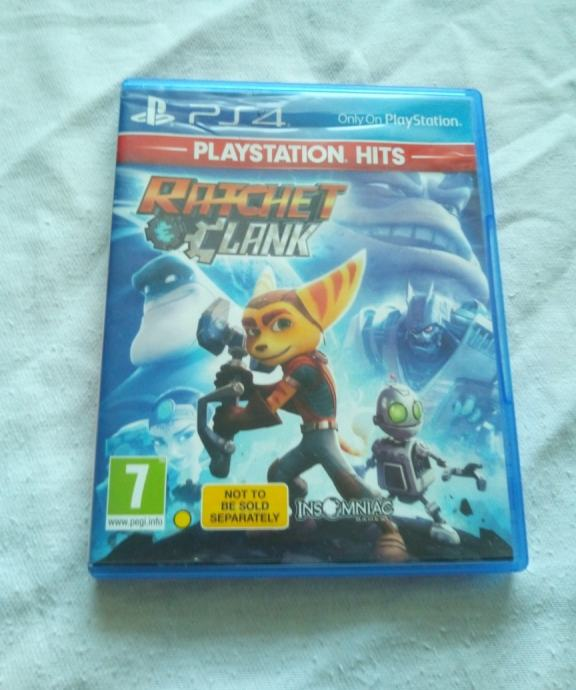 Ratchet and Clank PS4 igra