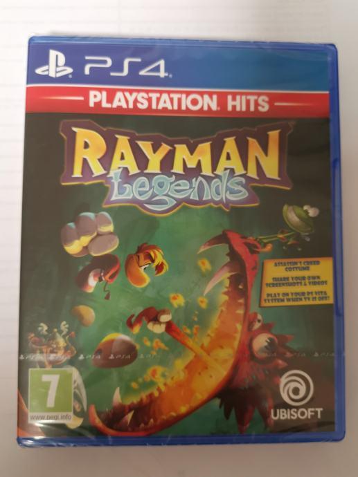 Rayman Legends PS4 igra | NOVO | Račun