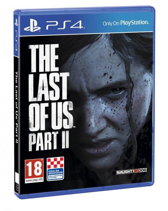 The Last of Us 2 Standard Edition PS4 igra   Novo   Račun