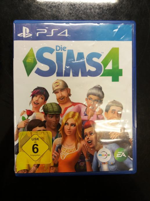 The Sims PS4 igrica!