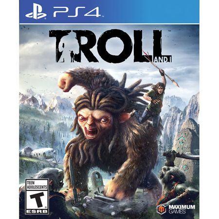 TROLL PS4