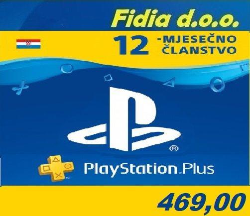 PSN 365 DANA PRETPLATA ZA PS4