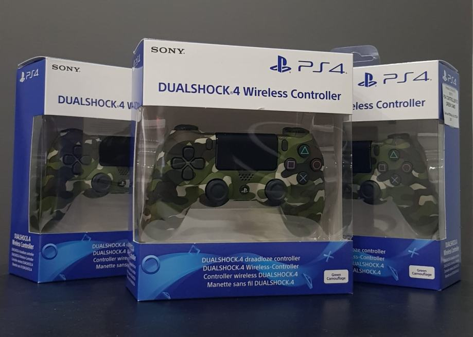 Sony DualShock Controller, V2 Novo,R1 Račun i Jamstvo, SNIŽENA CIJENA!