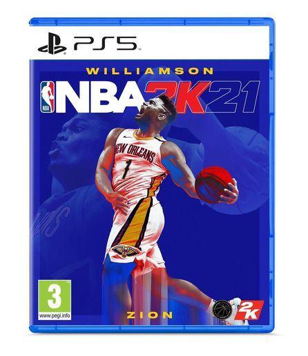 PS5 igra NBA 2K21 Standard Edition I NOVO I Original I Račun
