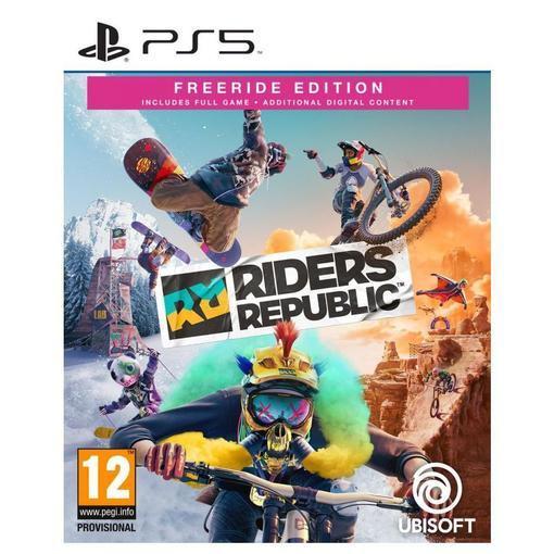 PS5 Prednarudžba RIDERS REPUBLIC FREERIDE SPECIAL DAY1 EDITION NOVO