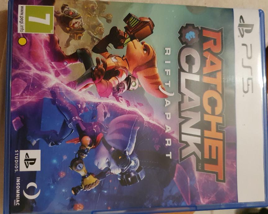 Rachet Clank Rift Apart