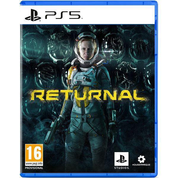 Returnal PS5 igra Prednarudžba I NOVO I Original I Račun