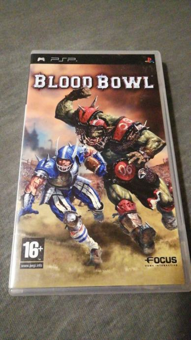 Blood bowl psp