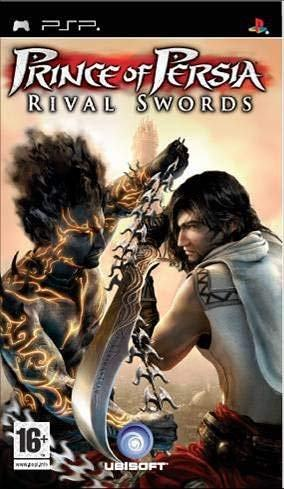 Prince of Persia: Rival Swords - PSP