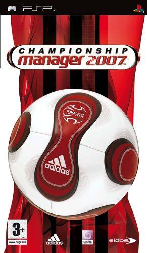 PSP Igra - Championship Manager 2007