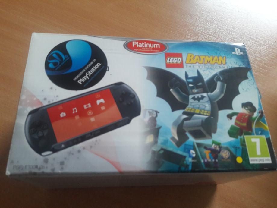 PSP E1004+LEGO BATMAN