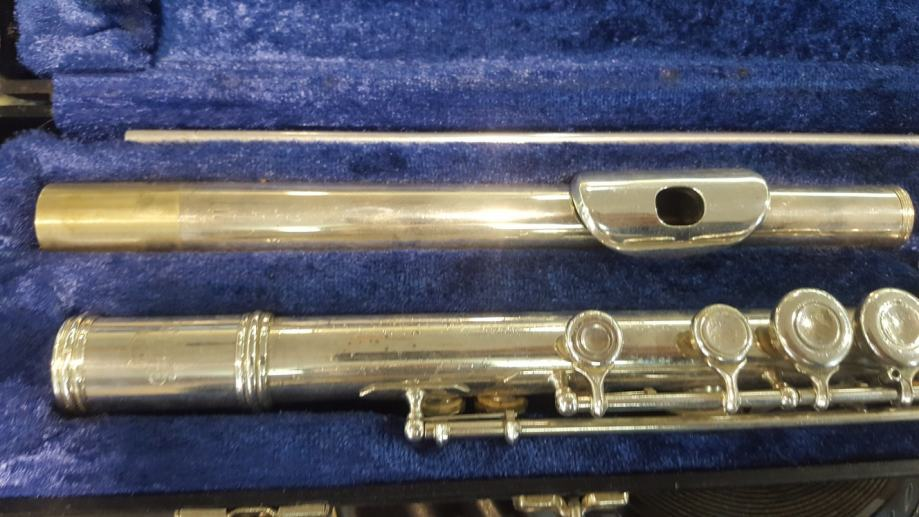 Flauta Emerson Elkhart, Indiana USA